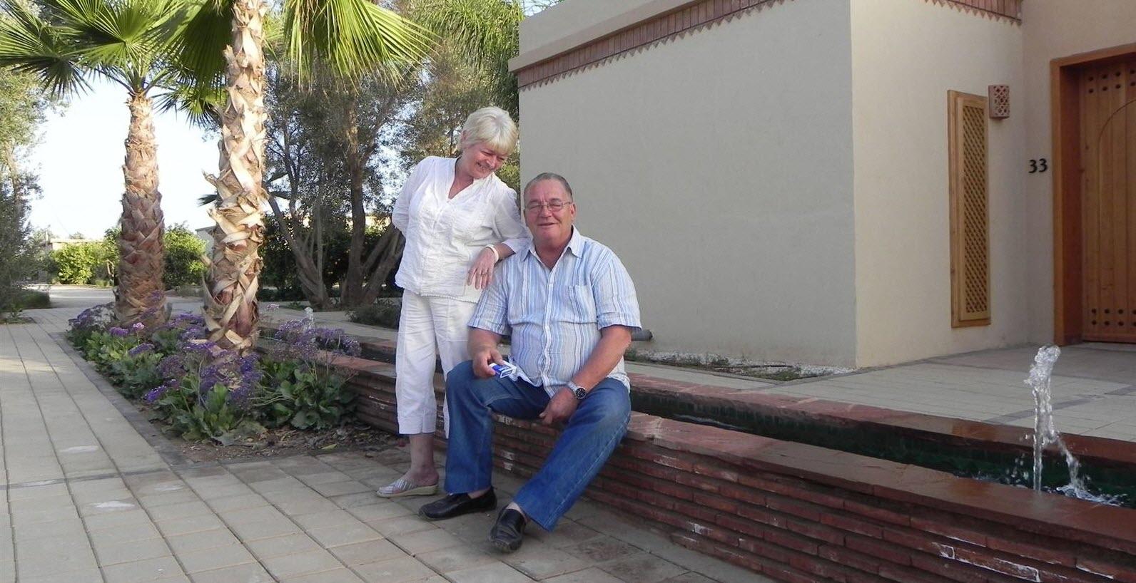maison de retraite au Maroc